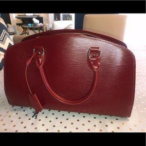 Louis Vuitton Pont- Neuf in Epi Leather